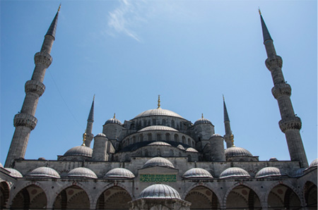 mosque bleue istanbul