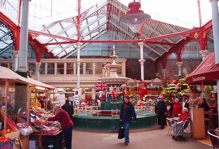 jersey halle marché
